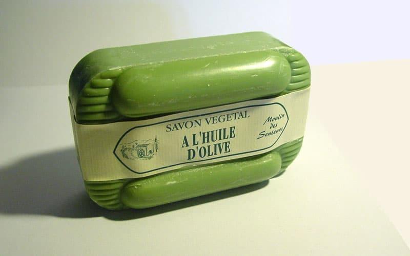 Savon végétal à l'huile d'oliv